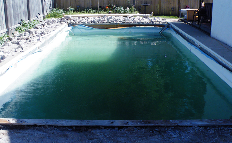 Pool Renovation: Day 1c