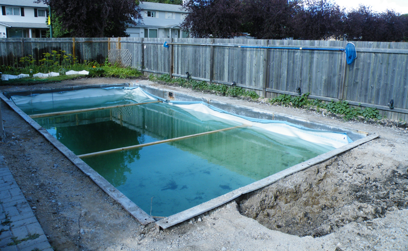 Pool Renovation: Day 2b