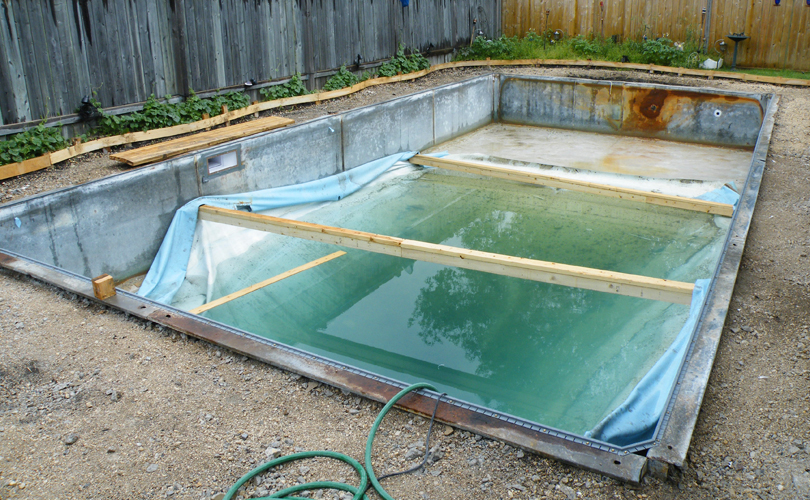 Pool Renovation: Day 5c