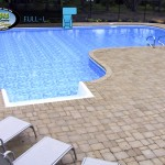 Full -L Inground Pool