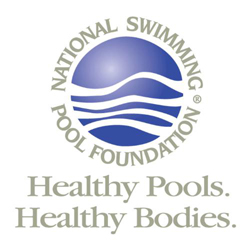 NATIONAL SWIMMING POOL FOUNDATION LOGO