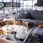 Steinbach Aquatic Centre construction