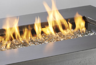 CF1242 Linear Crystal Fire Burner