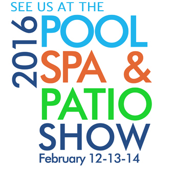 2016 Pool, Spa and Patio Show