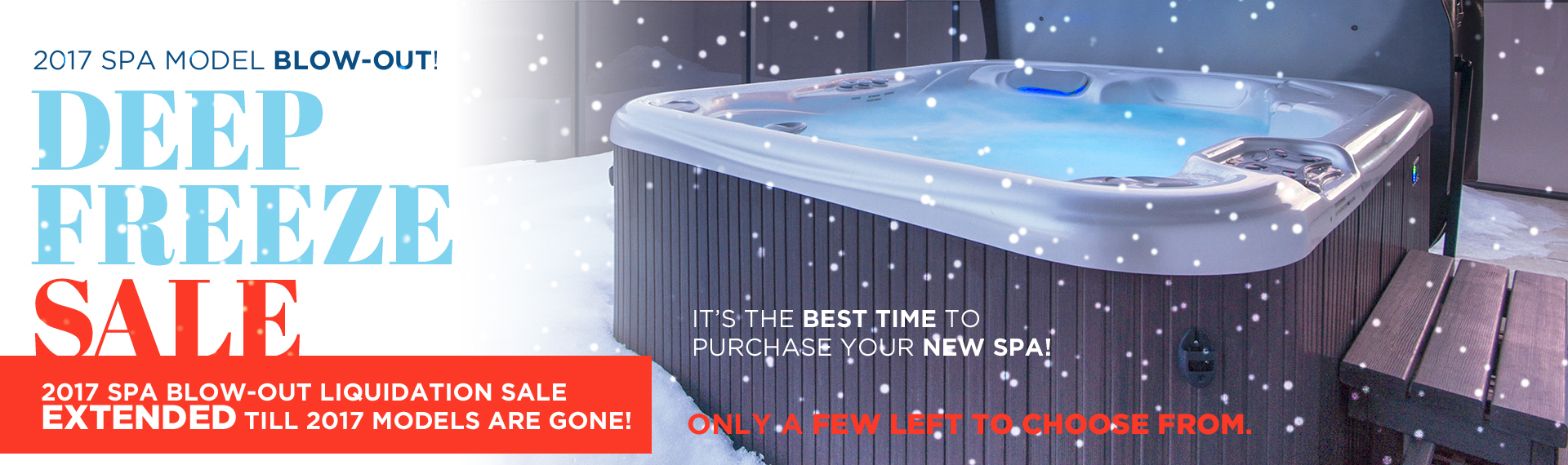 Deep Freeze Sale EXTENDED