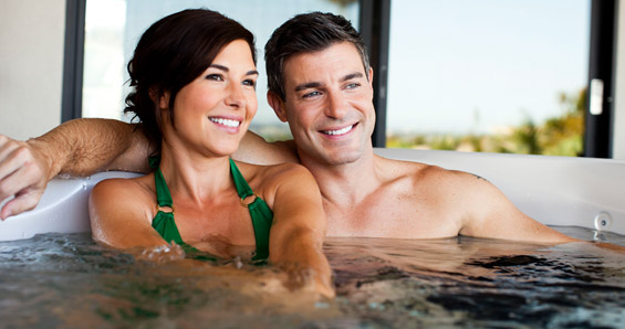 Test Drive Our Spas!