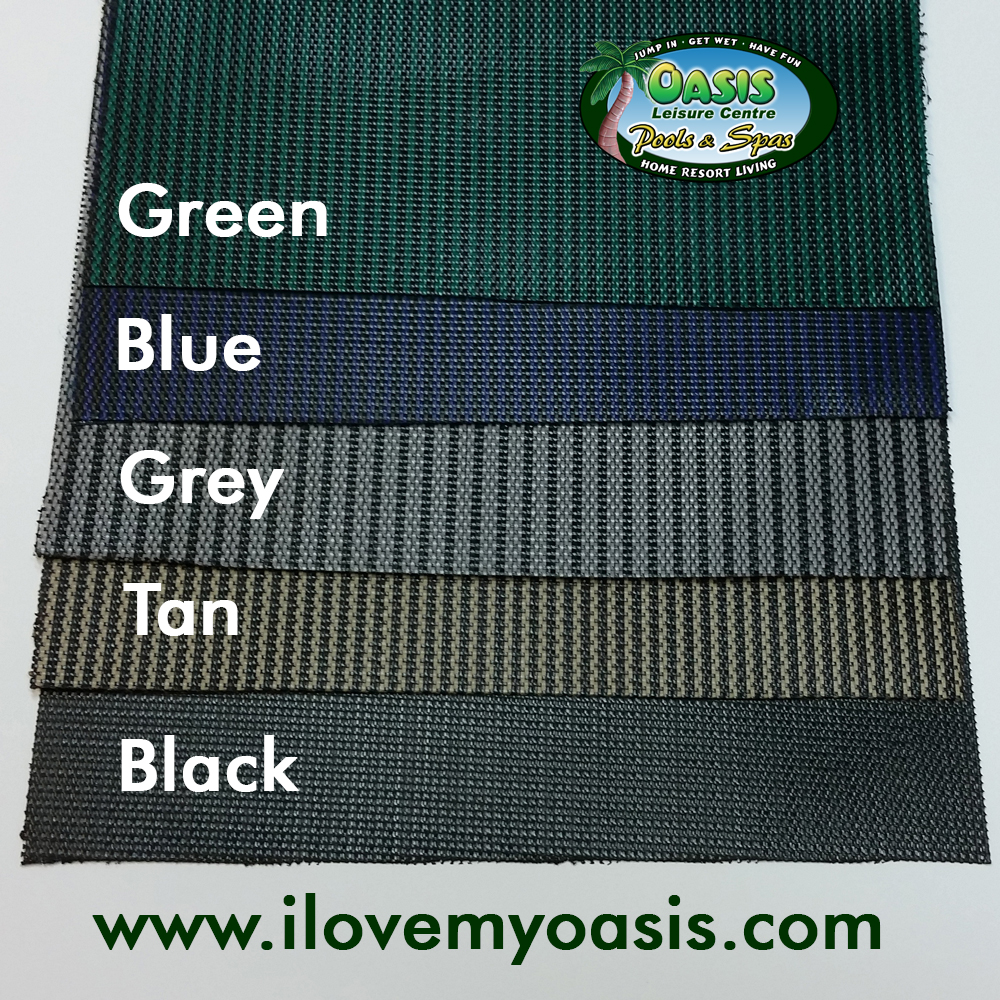 Oasis Winter Safety Cover Swatch